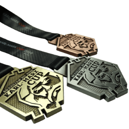 Karl Marx Cup Medaille