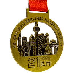 Antike Medaille Gold